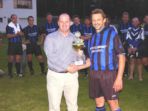 Sport-Report-Pokal in Aresing